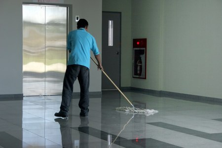 commercial cleaning services in Asheville, NC